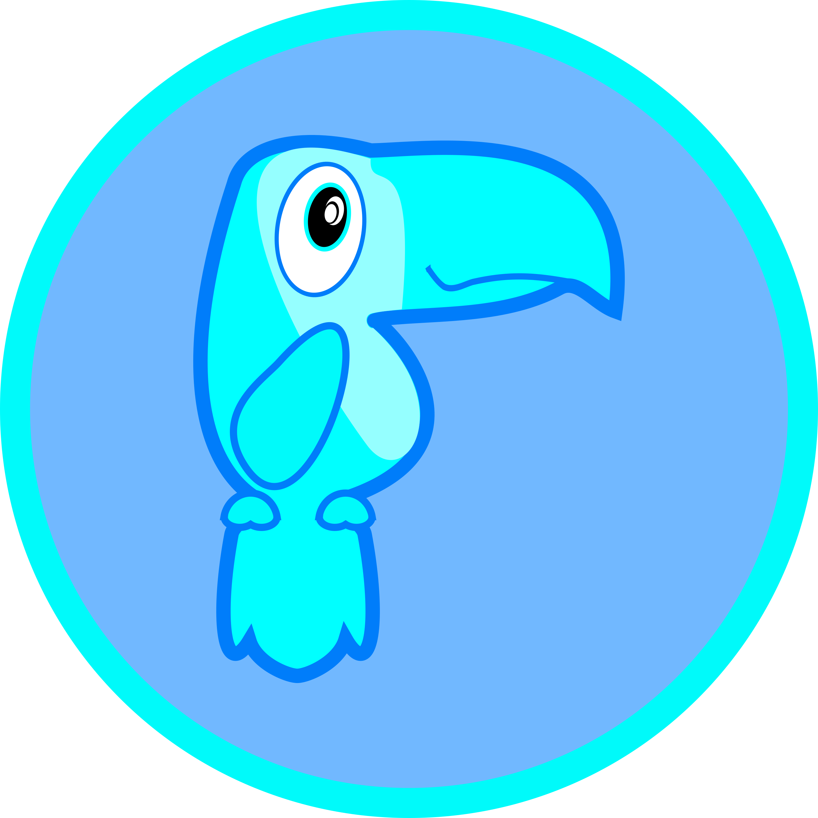 Turquoise Toucan Online Designer T Shirts Clothes Gifts